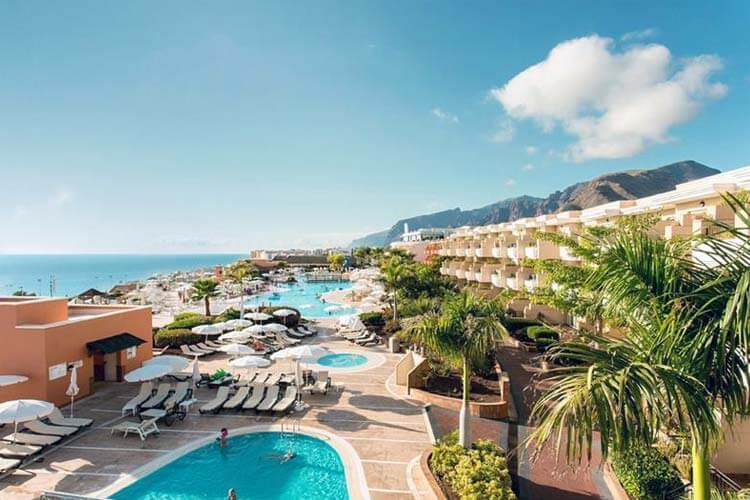 All inclusive Hotel Be Live Family Costa Los Gigantes Tenerife