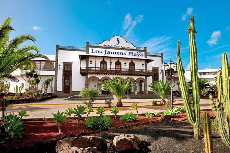 All inclusive Hotel Seaside Los Jameos Playa Lanzarote