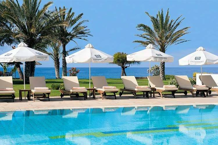 All inclusive hotel SConstantinou Bros Athena Royal Beach Hotel in Cyprus