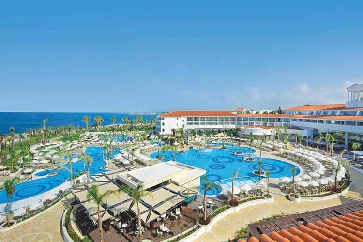 All Inclusive hotel Olympic Lagoon Paphos Cyprus