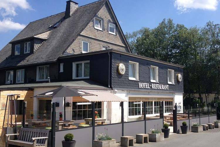 All Inclusive Hotel Herrloh in Duitsland Winterberg