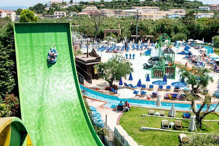 Hotel met waterpark all inclusive Aqua Bay Zakynthos