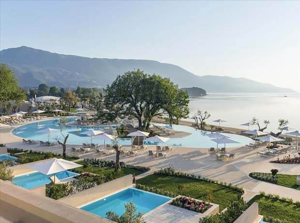 Ikos Dassia all inclusive Corfu