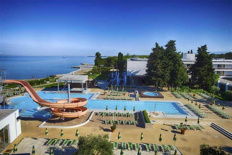 All inclusive Hotel Club Funimation Borik Kroatië