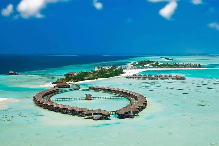 Olhuveli Beach & Spa all inclusive Malediven
