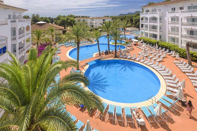 All inclusive Hotel Green Garden  Mallorca