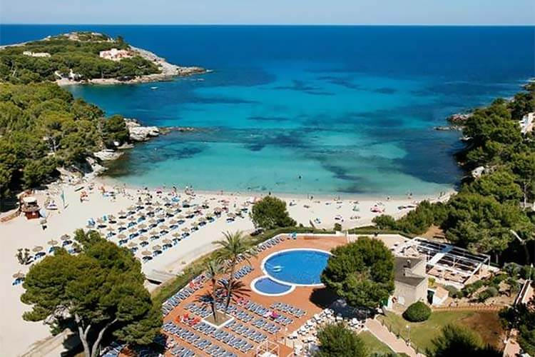 All inclusive Hotel Hotel Roc Carolina Mallorca
