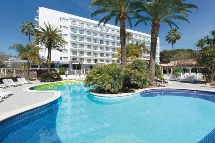 All Inclusive Hotel RIU Bravo Mallorca