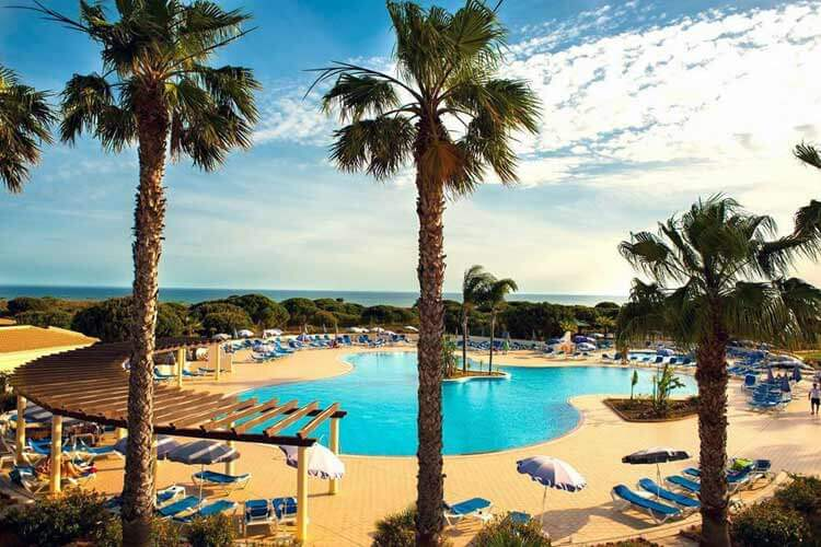 Adriana Beach Club Resort luxe all inclusive resort in Albufeira