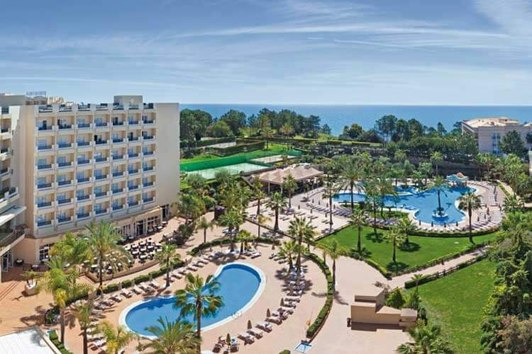 All inclusive ClubHotel RIU Guarana Algarve