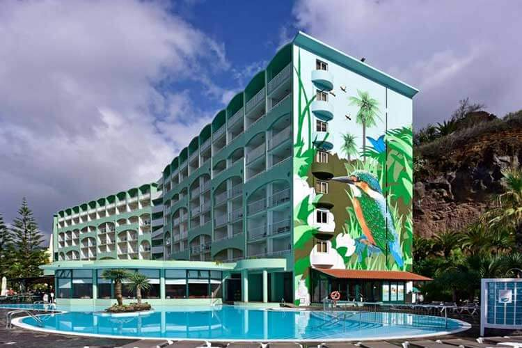 All inclusive Hotel Madeira Funchal