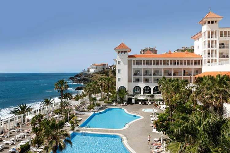 All inclusive 4 sterren hotel RIU Palace Madeira